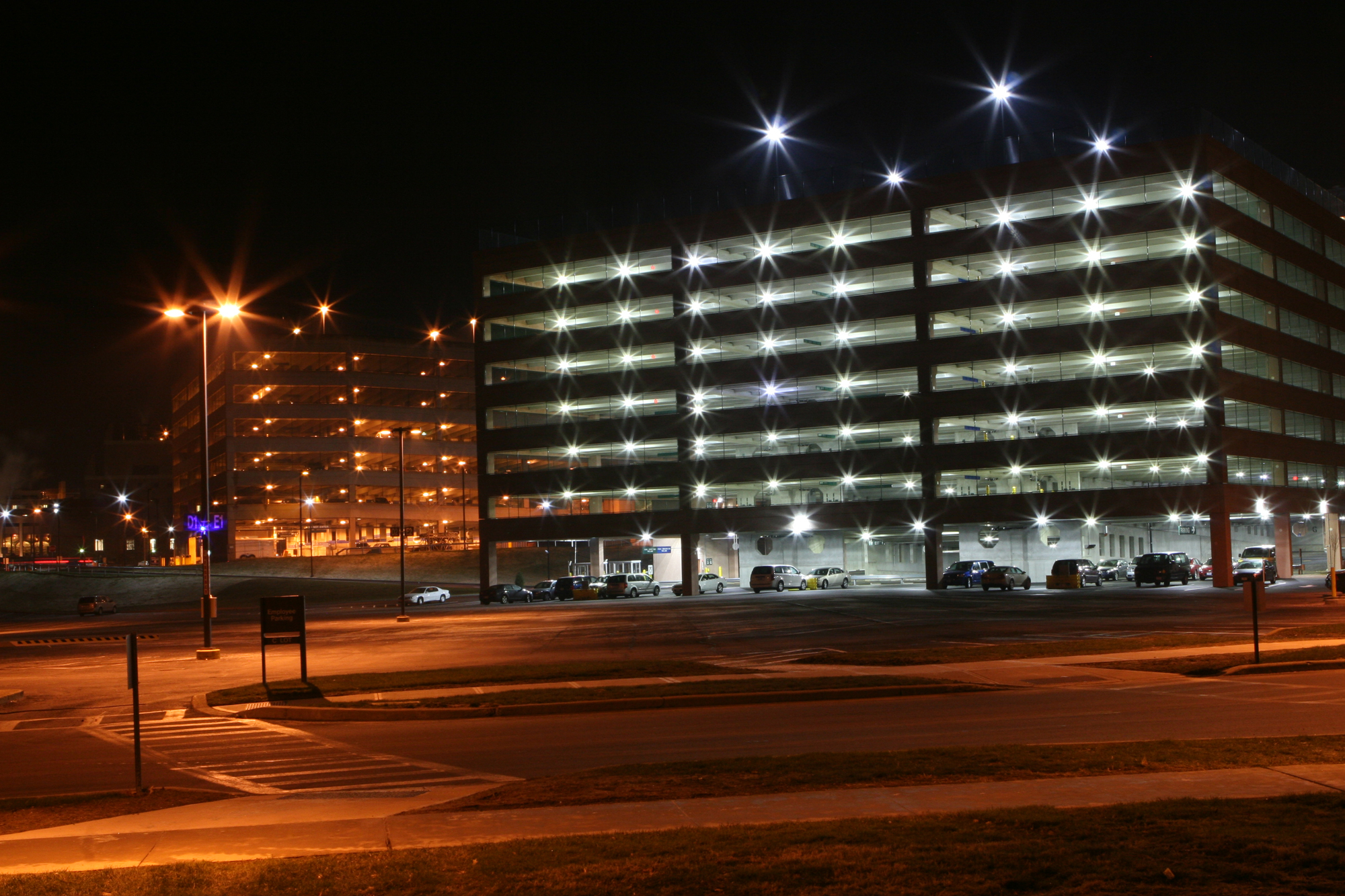 Exterior parking lot and outdoor lighting solutions advanced outdoor lighting aloadofball Gallery